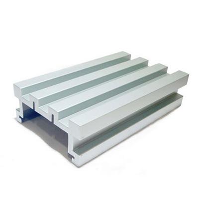杞县长城异型造型铝单板